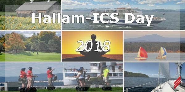 Hallam-ICS Day 2018