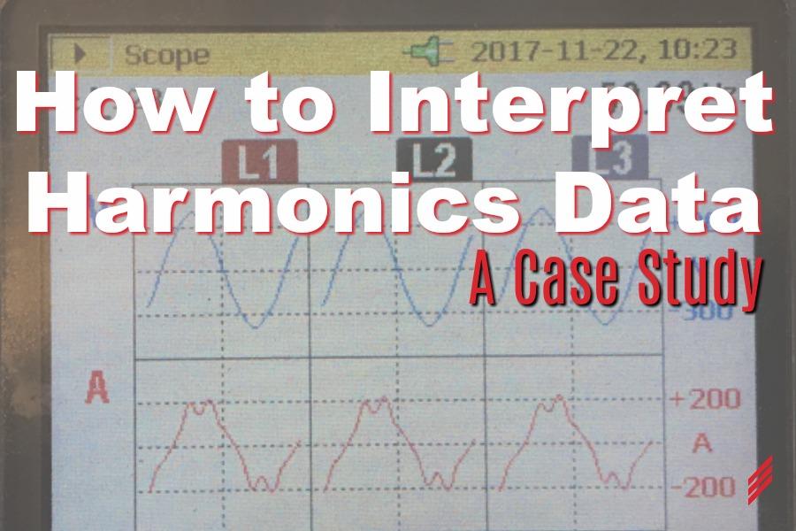 How to Interpret Harmonics Data – A Case Study