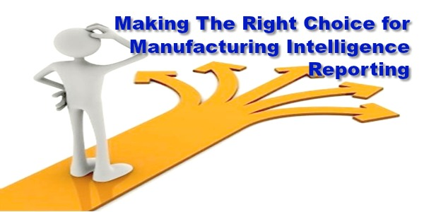 Choosing the Right Database Type for Manufacturing Intelligence