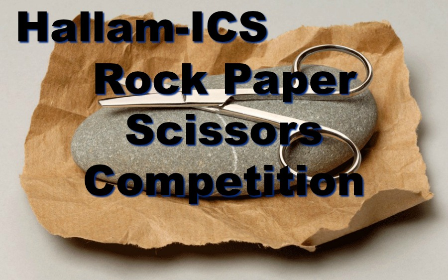 Getting Ready For Rock Paper Scissors!
