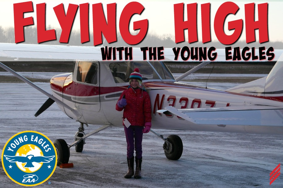 Flying High with the Young Eagles
