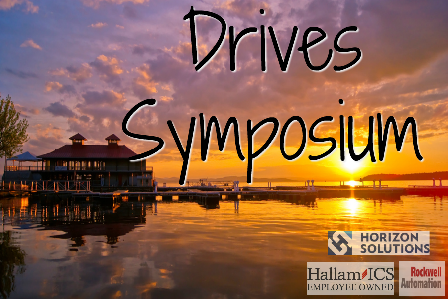 A Drive To The Symposium - Not Just A Seminar, A Symposium!