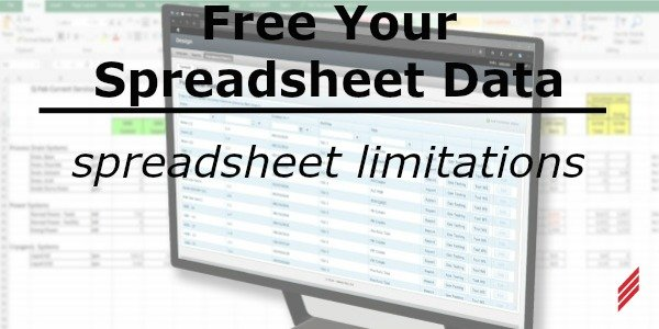 Free Your Spreadsheet Data