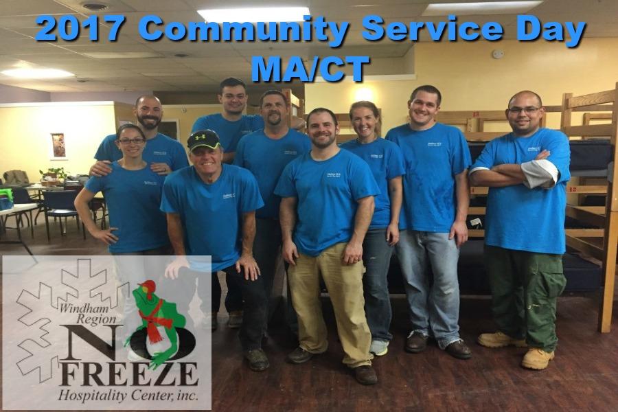 Hallam-ICS Service Day–MA/CT Office