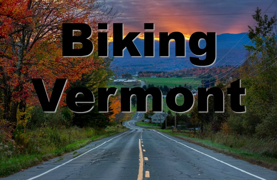 Millions of Revolutions (the pedaling kind) In The Green Mountain State