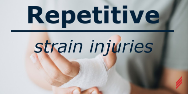 Repetitive Strain Injury And 4 Ways To Prevent It