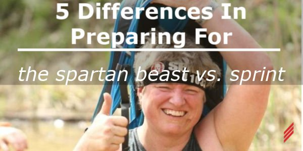 5 Differences in Preparing for the Spartan Beast vs Sprint