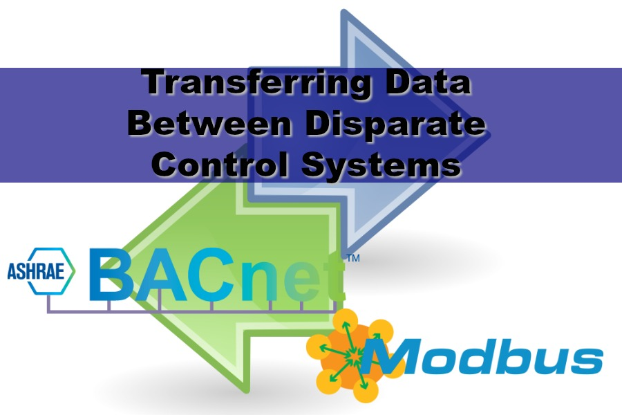 Transferring Data Between Disparate Control Systems
